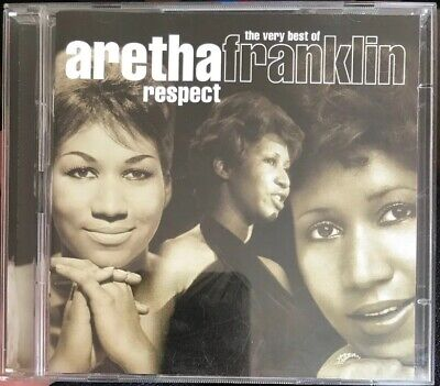 Aretha Franklin - Respect (The Very Best of [Warner], 2002) - VGC - FREE UK P+P