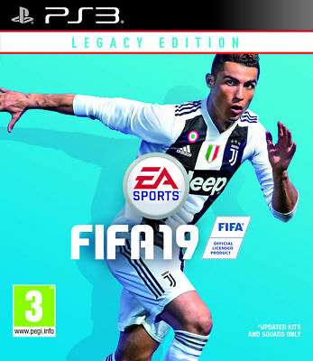FIFA 19 Legacy Edition☑️PlayStation 3 PS3🎮Digital Game☑️Download☑️Please Read