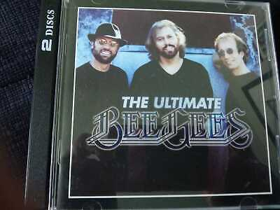 Bee Gees Ultimate 2CD Greatest Hits Collection Saturday Night Fever