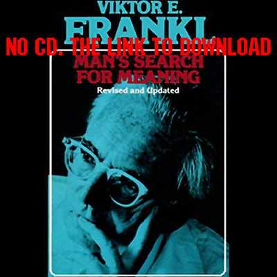 Mans Search for Meaning by Viktor E. Frankl (AUDIO BOOK)