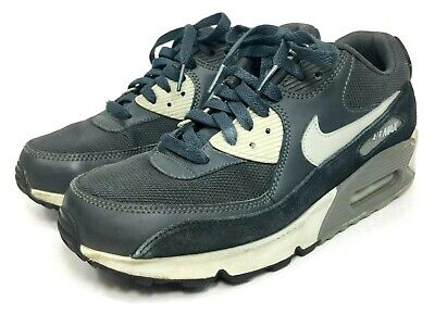 Nike Air Max 90 Essential Anthracite Granite 537384 035 Mens Size 12 Shoes