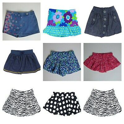 Intelligent Mixed Lot Faded Glory Girls Infant Skirt Skort And Pants Size 24m Months Girls' Clothing (newborn-5t) Clothing, Shoes & Accessories