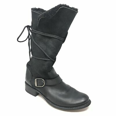 ad0591dccfd KOOLABURRA HIGH HEEL Leather Shoes Boots By UGG Size 11 US Women's ...