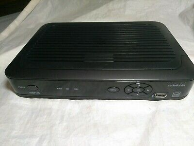 Technicolor Isb7105 Box Wireless Hd Receiver. (Box Only)