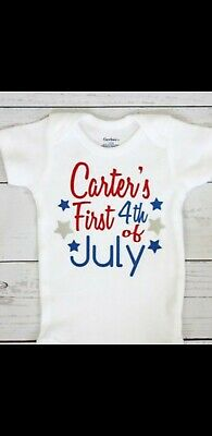 4eae576cb CUSTOM PERSONALIZED Onesie Baby Shower Funny INFANT T-SHIRT fathers day