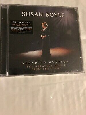 Standing Ovation: The Greatest Songs from the Stage by Susan Boyle (Vocals) (CD,