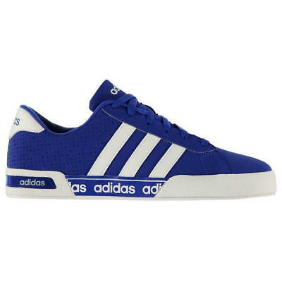 new products bb6a4 68a06 Adidas Neo Daily Mono Trainers Brand New Blue SSF Trainers-Size 10