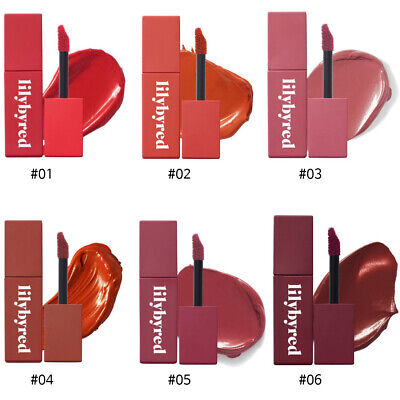 Lily By Red Mood Tint 4.2g (+Tracking) Applicator Perfect Lip Makeup Long Stay