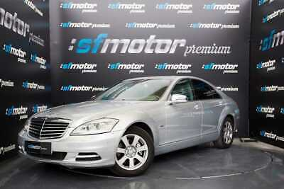 Mercedes Clase S S 350 CDI Blue Efficiency 4p