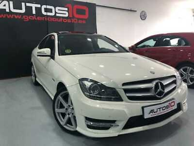Mercedes Clase C C 220 CDI Blue Efficiency