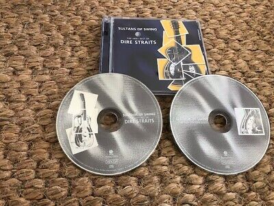 CD - Dire Straits  -  Sultans of Swing … SPECIAL LIMITED EDITION 2xCDs   RARE