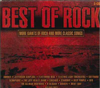"""BEST OF ROCK """"More Giants Of Rock And More Classic Songs"""" 3CD-Box"""