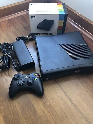 XBOX 360 SLIM CR4 Muffin S-RGH JTAG Installed w 320GB and Ultimate