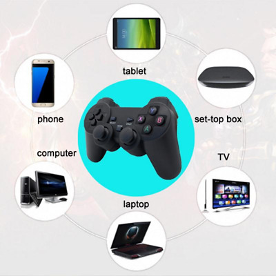 Wireless Gamepad Joystick for PC PS3 TV Android Box Controller