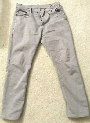 dc382cc6b71 RALEIGH DENIM #319 WASH ALEXANDER FIT JEANS 36x34 Originally $245 ...