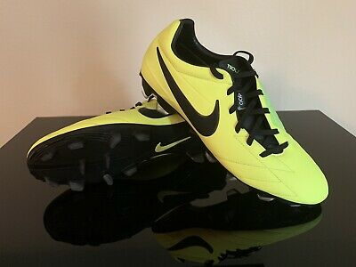 247bc3306 NIKE T90 LASER IV FG Made in Italy Professional Sample Size 8UK 9US Rare
