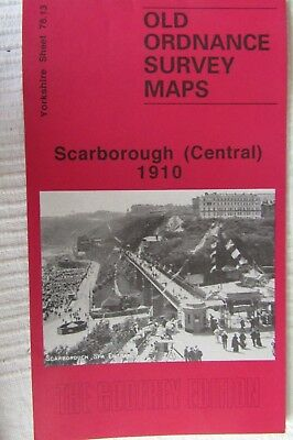 Old Ordnance Survey Map. Scarborough (Central) 1910