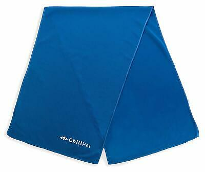 NEW The Original Chill Pal PVA Cooling Towel Ocean Blue FREE SHIPPING