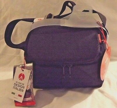 Manfrotto Black Camera Bag Amica 30 Shoulder Bag New With Tags