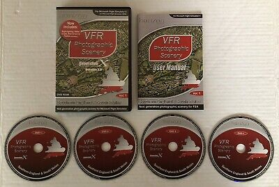 Horizon VFR Photographic Scenery Vol. 1 Southern England & South Wales