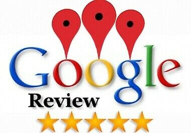 1 Real Google Review Five Star Permanent from Verified account quick Business