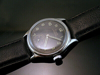 PHENIX DH , RARE MILITARY WRISTWATCHES for GERMAN ARMY, WEHRMACHT of WWII