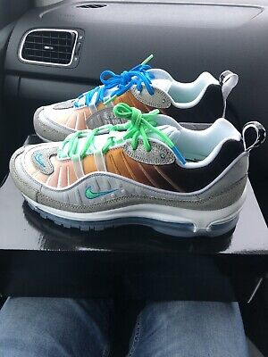 best service 68bf9 2fce2 Nike Air Max 98  On Air  NYC La Mezcla UK7 - US8 EXTREMELY RARE