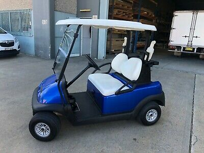 2017 Club Car PRECEDENT 48V Electric Golf Cart Buggie Buggy ERIC