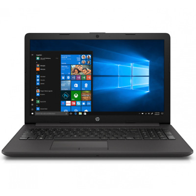 "HP 250 G7 15.6"" HD Intel Dual Core 4GB 500GB USB 3.1 BT AC-WiFi Win 10 Laptop"
