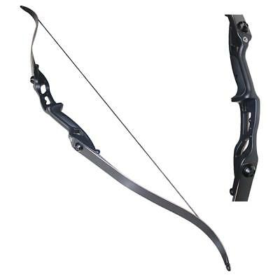 Archery Takedown Recurve Bow Hunting Longbow Horsebow Shooting Target Right Hand