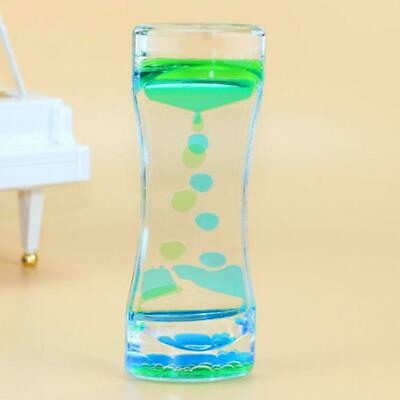 Oil Calming Floating Color Mix Illusion Timer Liquid Motion Visual Desk OK 10