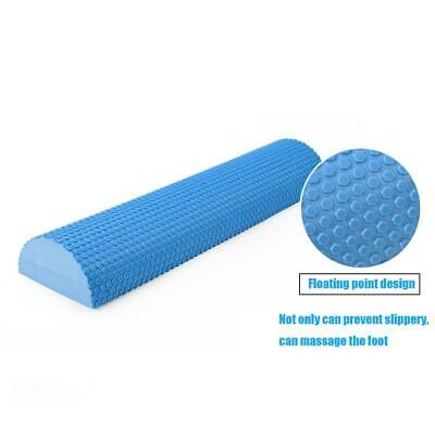 Half Round Foam Roller Massage Yoga Pilates Fitness Equipment OK 02