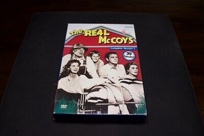 The Real McCoys - The Complete Season 2 DVD, 2007, 5-Disc Set Digitally Restored