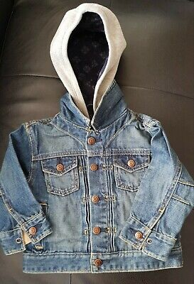 Gap New with tags Denim Boy Jacket size 2 years