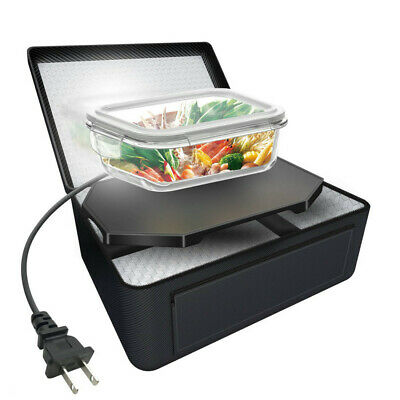 Portable Electric Slow Cooker For Food Warmers Mini Oven Meals Reheat Lunch box