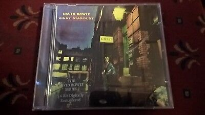 877) - David Bowie - Cd - Ziggy Stardust