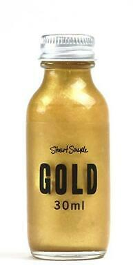 THE WORLD'S GOLDEST GOLD - metallic acrylic paint by Stuart Semple 30ml
