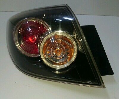 Mazda 6 Mk.2 08-10 Left Hand N//S Outer Wing LED Rear Light Red//Black