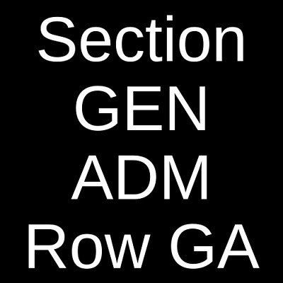 2 Tickets Collective Soul & Gin Blossoms 6/8/19 Hampton, NH