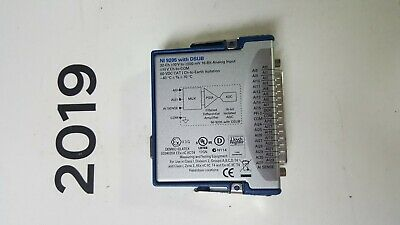 [National Instruments] NI 9205 Analog Input 190315J-01 TESTED Fast Shipping