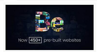 BeTheme Responsive Multi-Purpose WordPress Theme with Slider Revolution 5.4.8.2