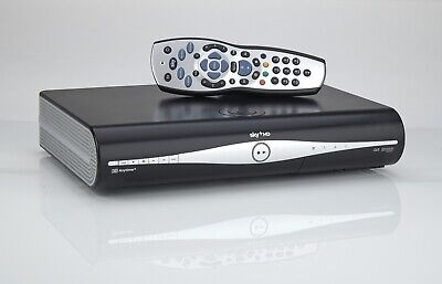 SKY HD Box DRX890 SATELLITE RECEIVER WITH CONTROLLER +power Cable +viewing Card