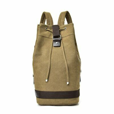 YUTUO Large And Small Style Huge Travel Bag Large Capacity Men Backpack Canvas