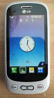 Cheap Lg Gt350 Touch Screen Mobile Phone-Unlocked With New Chargar And Warranty