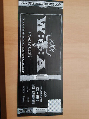 Wacken 2019 Ticket