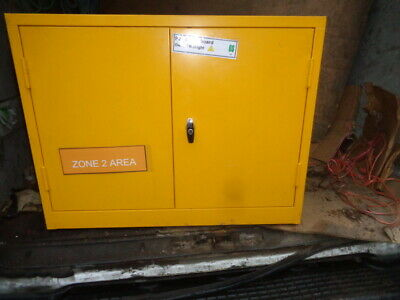 Chemical Cabinet - With Spill Tray - New Unused