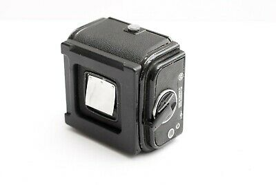 ☆EXC-☆ Hasselblad A12 film back w. Dark Slide Holder. Works and without leaks