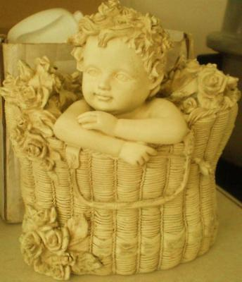 Latex Mould for making this beautiful baby in gift basket