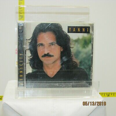 """This listing is for the CD """"Ethnicity"""" by Yanni"""