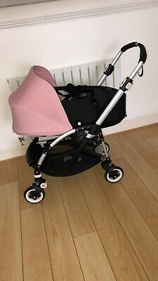 Bugaboo Bee 3 pink extendable hood Canopy